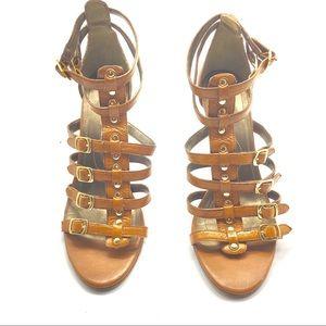 Tahari gladiator heels